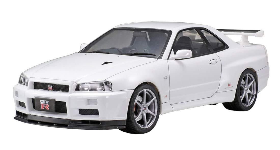 Tamiya 24258 1 24 No 258 Nissan Skyline Gt R V Spec Ii