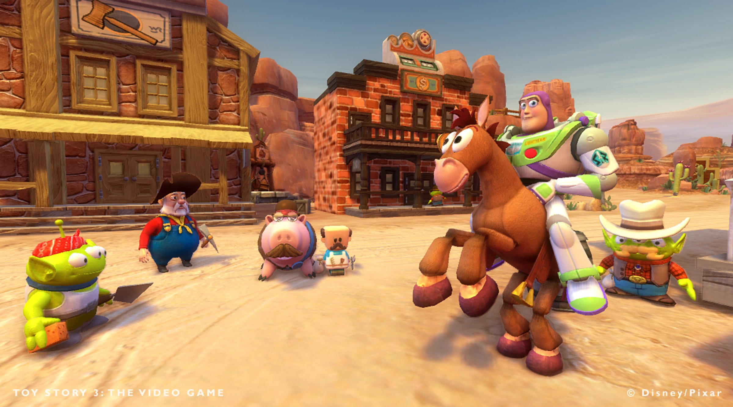 Woody Toy Story 3 Games : Toy story the video game free download pc full version