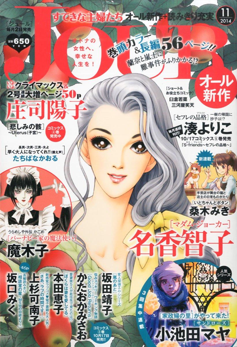 Jour (ジュール) すてきな主婦たち 2014年 11月号
