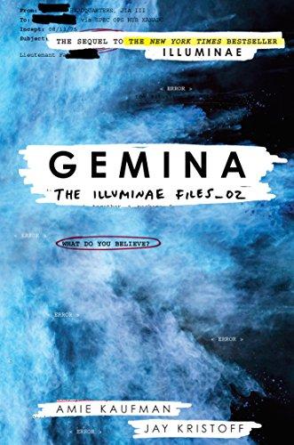 Gemina by Amie Kaufman & Jay Kristoff