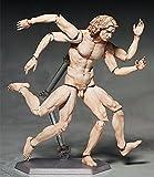 figma テーブル美術館 ウィトルウィウス的人体図 ノンスケール ABS&PVC製 塗装済み可動フィギュア